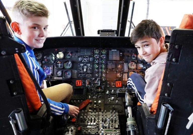 Engineering Inspiration for Mountbatten School at HMS Sultan
