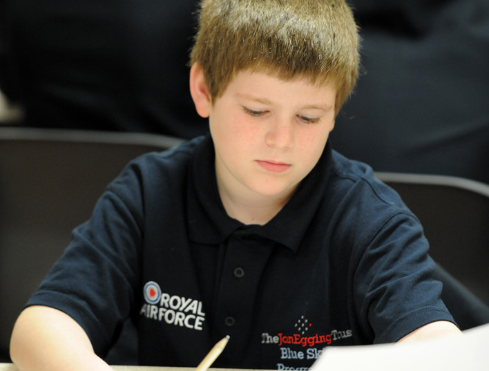 Northrop Grumman helps students get work-place ready