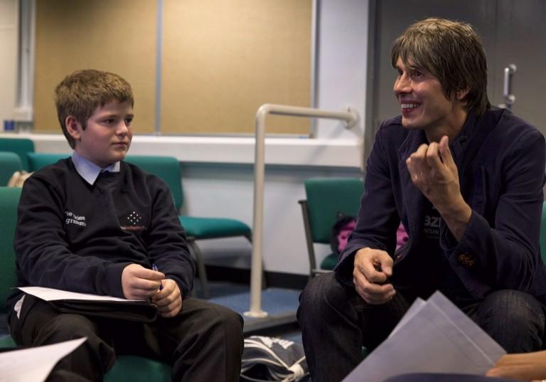 RAF Coningsby hosts Jon Egging Trust Inspiration Day