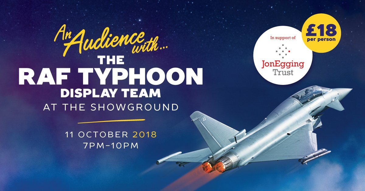An audience with... the RAF Typhoon Display team