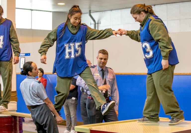 BLUE SKIES 2: LEADERSHIP – OASC 2 Hangar exercises