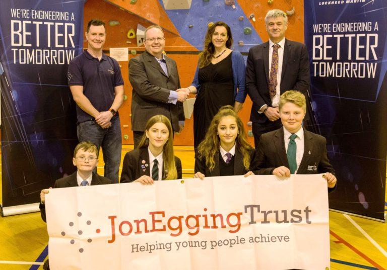 JET's programmes to double in Norfolk thanks to Lockheed Martin sponsorship