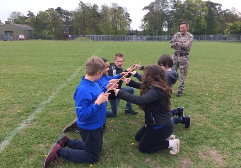 Building trust at RAF Marham