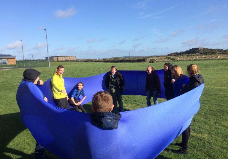 Leadership Skills Develop at RAF Valley