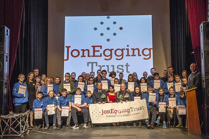 JET Propelled North Wales students receive awards