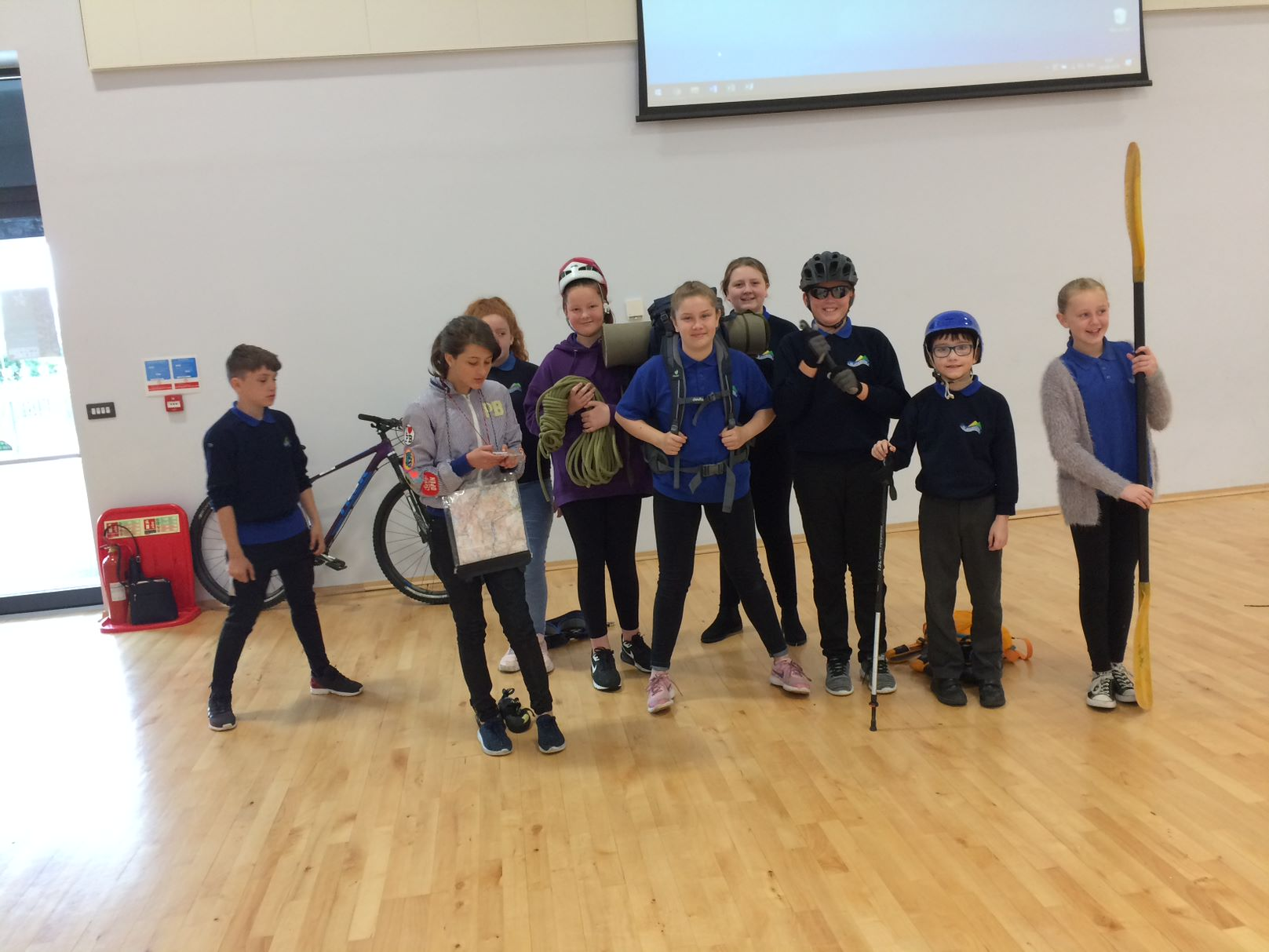 JSMTC show BSIP pupils importance of planning and preparation