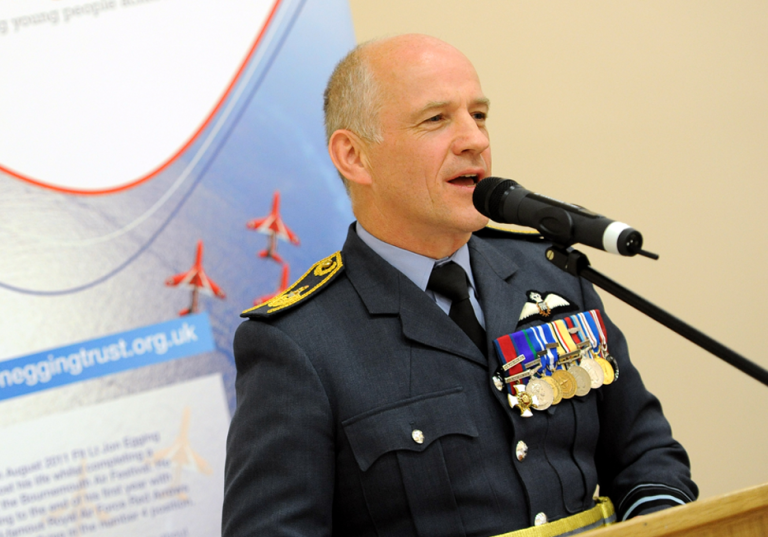 Air Marshal (Ret'd) Sir Stuart Atha
