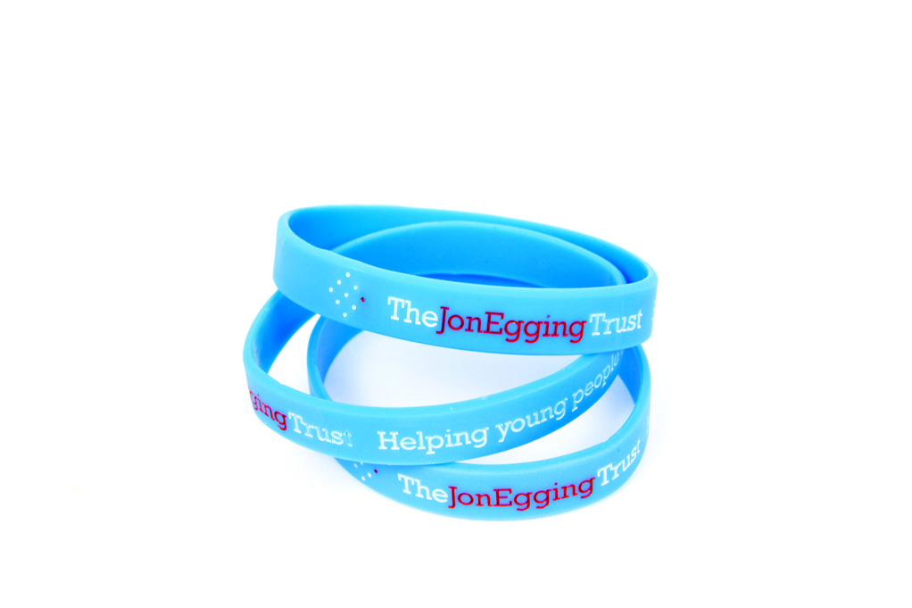 JET wrist band - blue