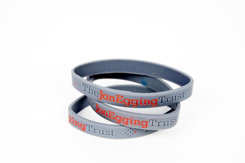 JET wrist band - grey