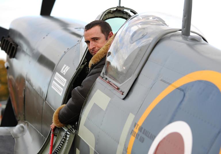 Squadron Leader Duncan Mason