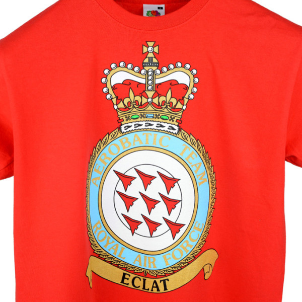 Red Arrow crest T-shirt adult
