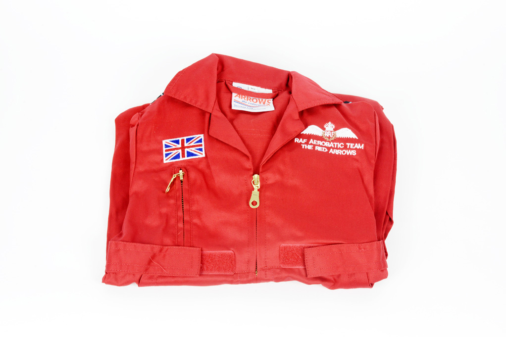 Red Arrows childrens flying suit