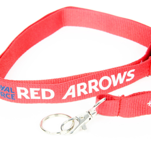 Red Arrows lanyard