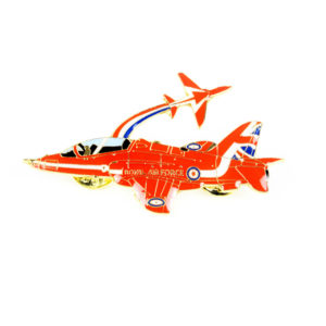 Red Arrows pin badge