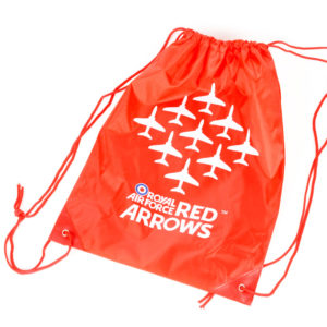 Red Arrows swim bag