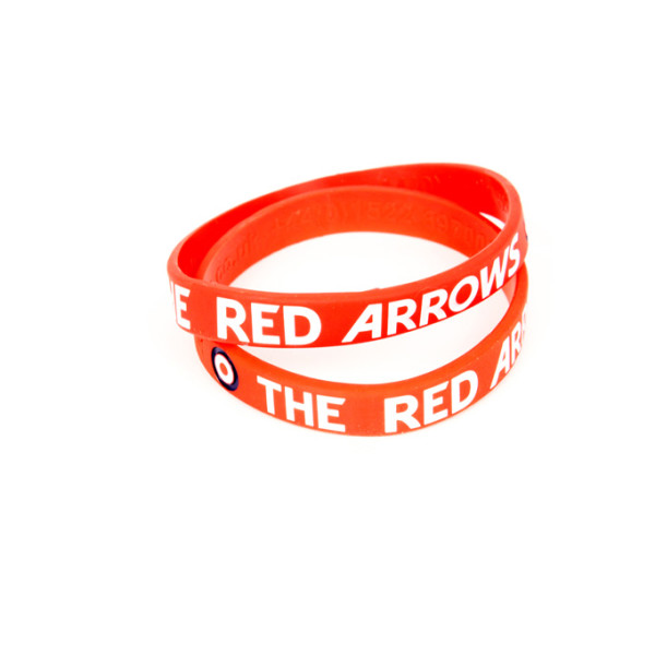 Red Arrows wrist band