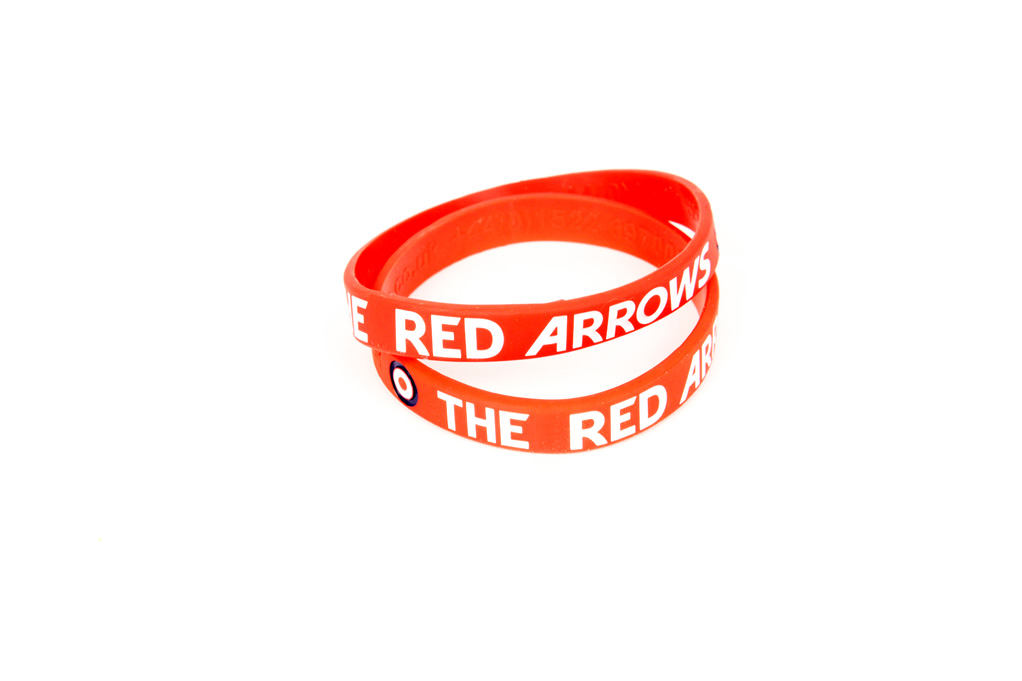 Red Arrows wristband