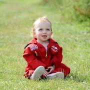 Children's Red Arrows flying suit