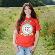 Red Arrows Crest T-shirt (uni-sex)