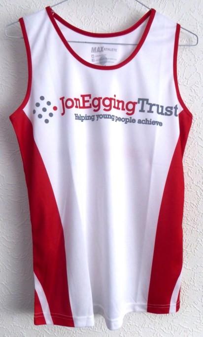 JET running vest (red)