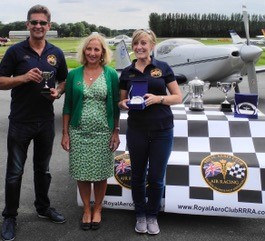 A wonderful weekend of Air Racing at Herefordshire Aero Club