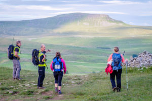 Yorkshire three peaks challenge to raise funds for Jon Egging Trust