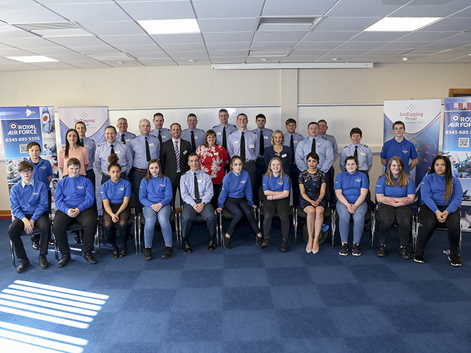 First Students Graduate from JET's West Midlands Blue Skies Programme