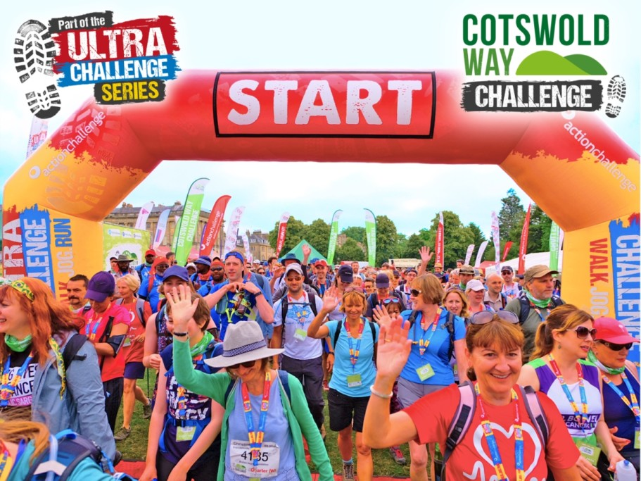 Cotswold Way Challenge