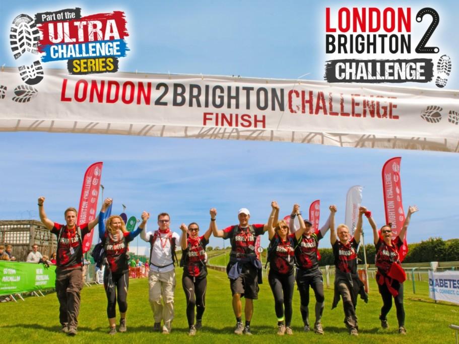 London 2 Brighton challenge