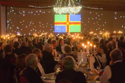 Lincolnshire rural charities dinner