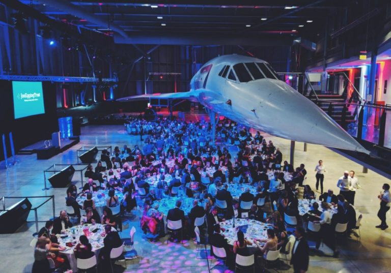 Supersonic JET Celebration and Fundraising Dinner