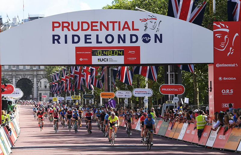 Win Prudential Ride London 2020 places!