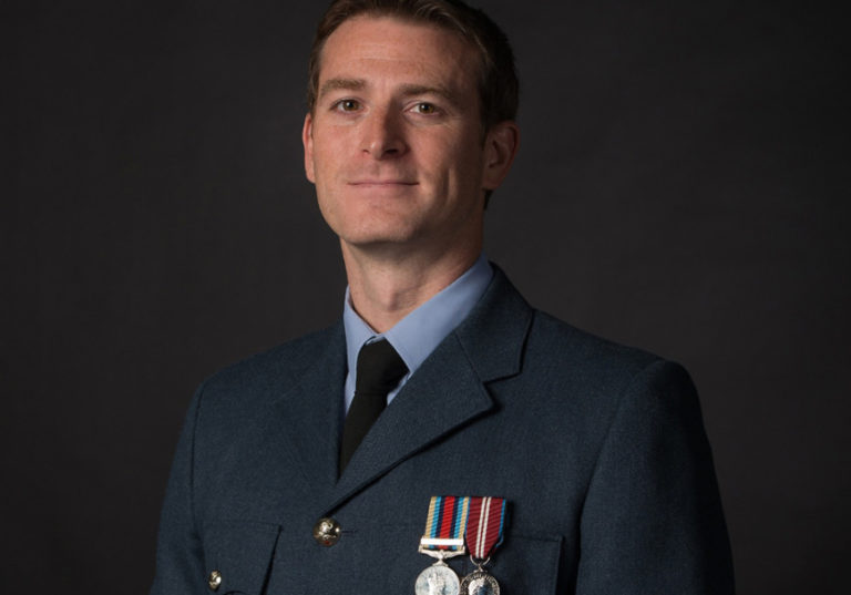 Remembering Sqn Ldr Gaz Stevens and his contribution to JET