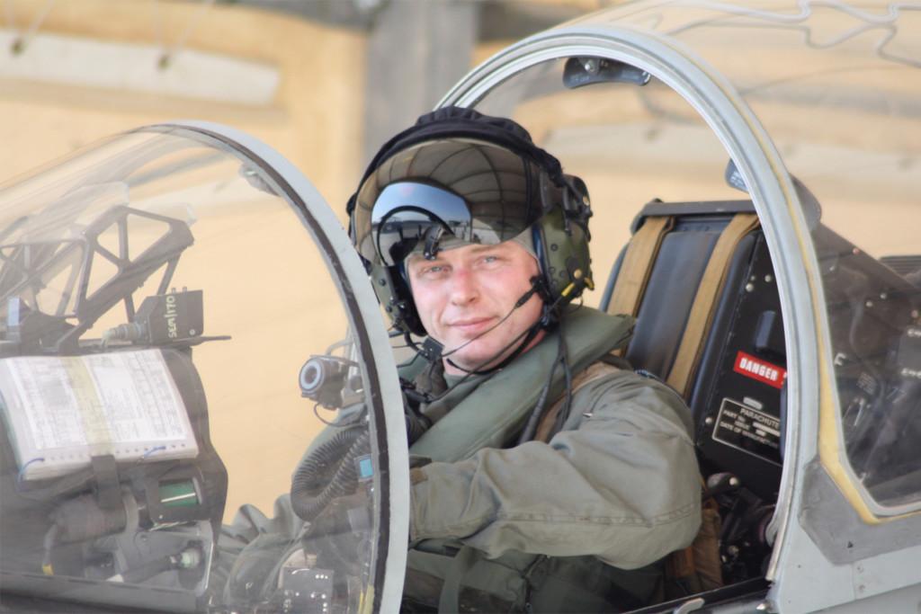 Rider Profile: JET Patron AVM Harvey Smyth