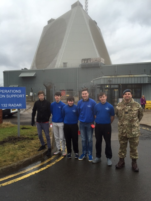 A day in the life at RAF Fylingdales